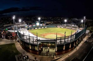 After a heavy home slate in the month of July, the Aces will play 14 of their next 18 away from Aces Ballpark. (John Byrne)