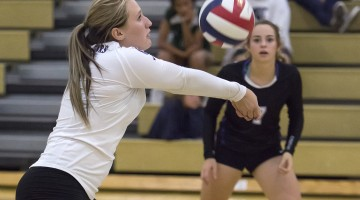 Volleyball: Cougs sweep Hawks, Raiders swept