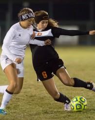 Girls Soccer: Douglas bounces Reed