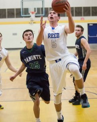 Turner leads Reed to first DI North victory