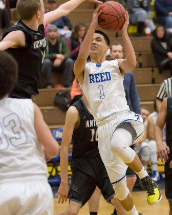 Reed bolsters playoff hopes