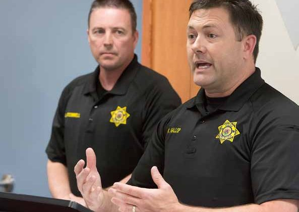 Sparks Police Department hires pair of Community Resource Officers