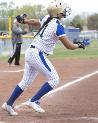 Softball: Reed still perfect, Cougs outscore Colts 34-8, Railroaders drop 2 of 3