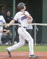 Baseball: Cougs miss chances, Raiders blast 5 round trippers