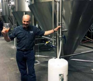 Kayla Anderson Great Basin Brewing Company owner Tom Young first opened his Sparks business in 1993