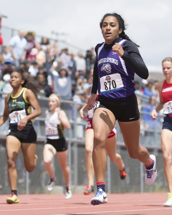 Ozoude tabbed Nevada Gatorade Female Track and Field Athlete of the Year