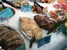 Sierra Gold - Seafood in Sparks has a wide variety of choices available for purchase.