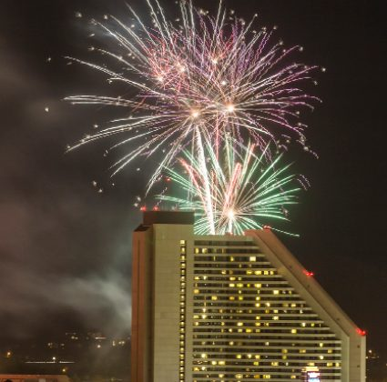 Nugget to host 17th annual 'Star Spangled Sparks' event