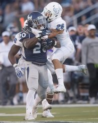 Nevada puts together complete game, routs Buffalo 38-14