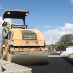 Paving Begins for Parts of Pyramid and McCarran