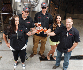 Courtesy photo - Revision Brewery Company will be opening its new distribution center on 380 South Rock Boulevard early next year.