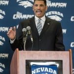 Norvell introduced as new Nevada football coach