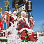 Christmas Arrives in Sparks
