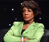 Maxine Waters – Stupid stock market!