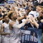 Free throws keep Nevada in first place