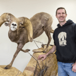 Sparks taxidermist has a passion for his business