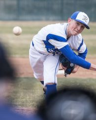 Friday Baseball: Cougs plate 28 in two wins, Raiders split two, Railroaders start 2-0