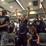 Nevada draws Big 12 champ in first round of NCAA Tourney
