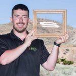 Volunteers restore Sparks landmark