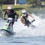 Marina plays host to jet ski racing series