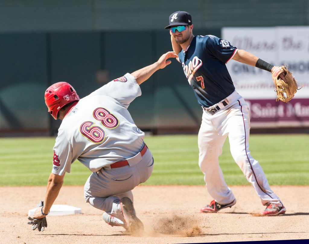 Reno Aces Report (7/31 – 8/6)