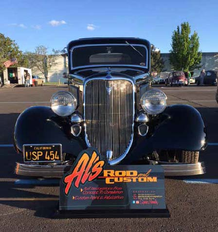 Sparks Business to Host Car Show Saturday