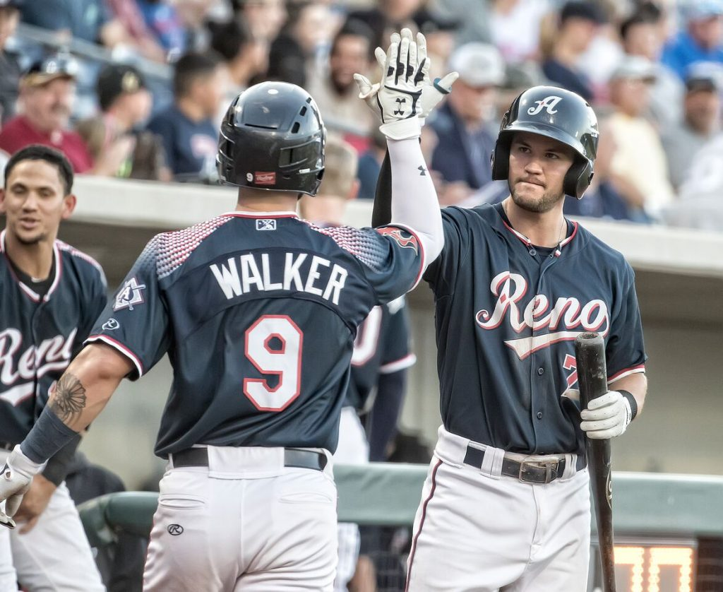 Reno Aces Report (8/14 – 8/20)