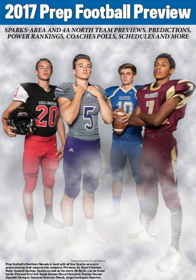 2017 Sparks Tribune Prep Football Preview