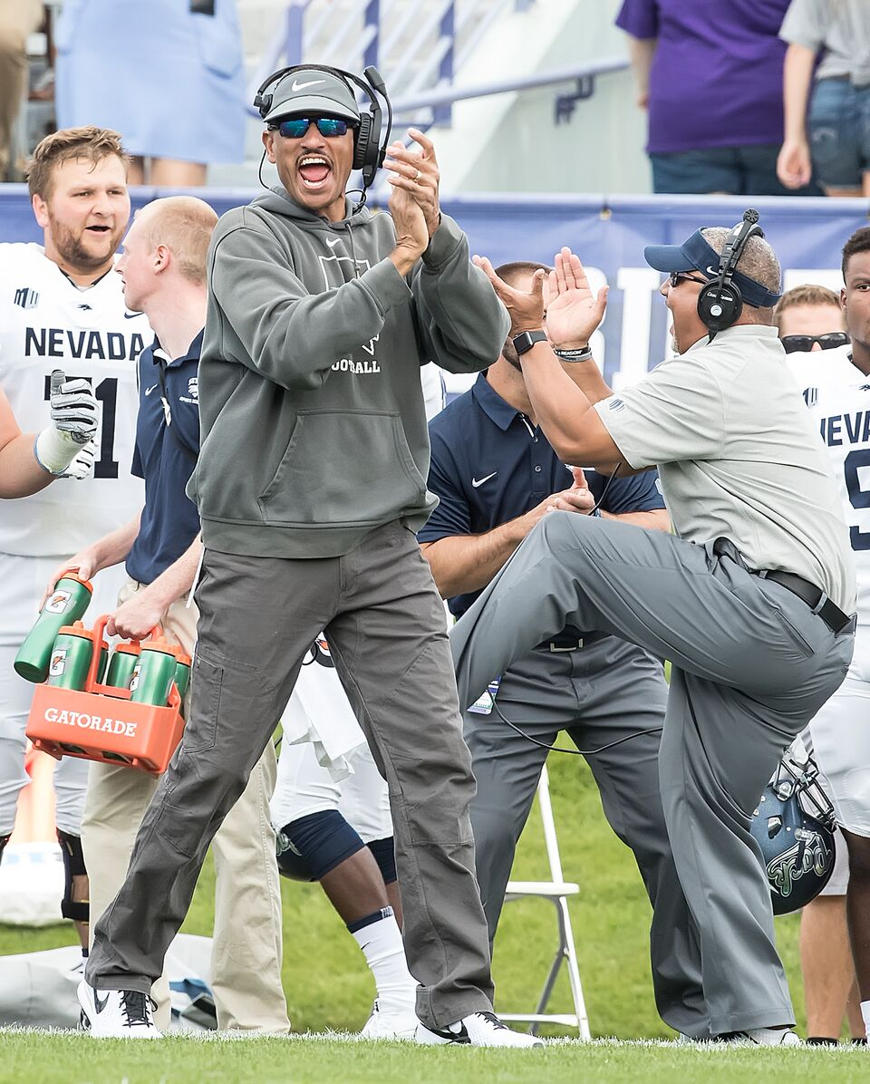 Nevada gives Northwestern a scare in opener