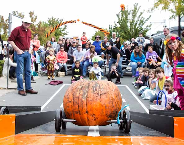 PumpkinPalooza set for Sunday in Victorian Square