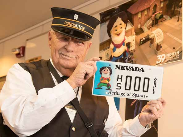 New License Plate May Help 'Joe' Get Another Chance
