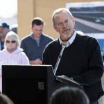 Ceremony Marks Completion of Pyramid/Mccarran Project