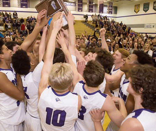 Cougars Win First Regional Title in Program History