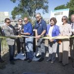 Sparks Celebrates Completion of North Truckee Drain Realignment Project