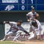 Aces Enter All-Star Break in Third Place After 4-3 Week