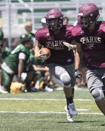 Football Kicks off This Weekend for Cougs, Railroaders