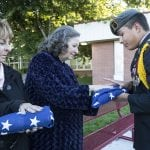 Flag Ceremony Kicks off Homecoming Week at Sparks High; Hall of Fame Event Friday